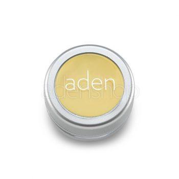Aden тени для век , порошок/пигмент порошок 31 Neon Yellow 3гр