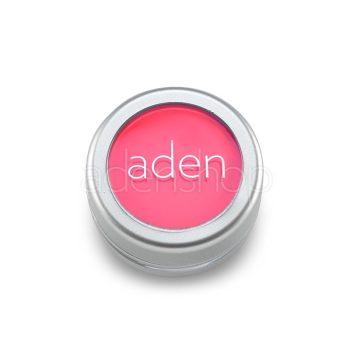 Aden тени для век , порошок/пигмент порошок 39 Neon Vivid Red 3гр