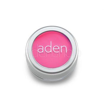 Aden тени для век , порошок/пигмент порошок 40 Neon Magenta 3гр