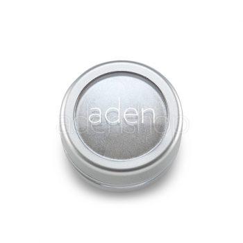 Aden тени для век , порошок/пигмент порошок 01 White 3гр