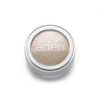 Aden тени для век , порошок/пигмент порошок 02 Pearl 3гр