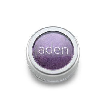 Aden тени для век , порошок/пигмент порошок 03 Lavender 3гр