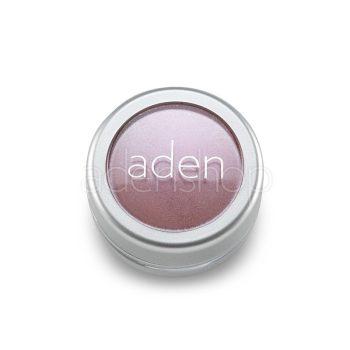 Aden тени для век , порошок/пигмент порошок 04 Pale Rose 3гр