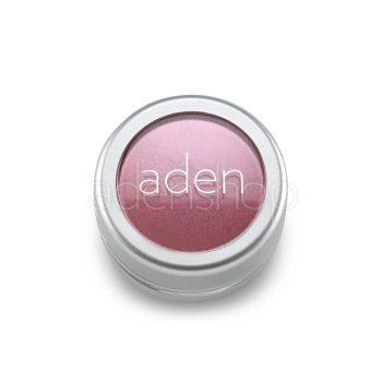 Aden тени для век , порошок/пигмент порошок 05 Flower Pink 3гр