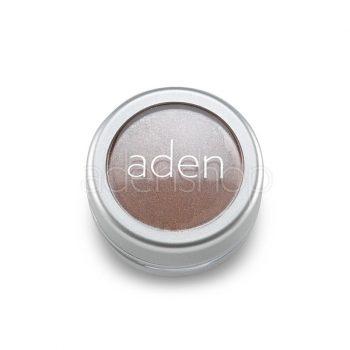 Aden тени для век , порошок/пигмент порошок 10 Gentle 3гр