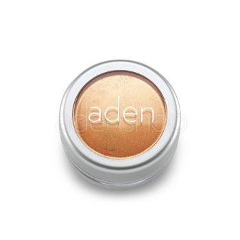 Aden тени для век , порошок/пигмент порошок 13 Honour gold 3гр