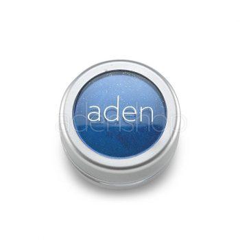 Aden тени для век , порошок/пигмент порошок 14 Atlantis Blue 3гр