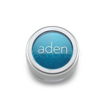 Aden тени для век , порошок/пигмент порошок 15 Ocean 3гр