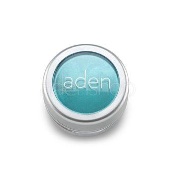 Aden тени для век , порошок/пигмент порошок 16 Turquoise 3гр